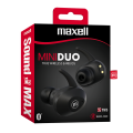 Słuchawki Maxell bezprzewodowe TWS Mini DUO