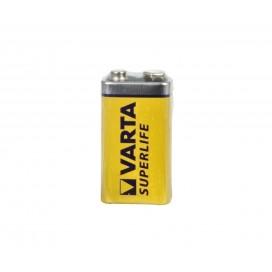 Bateria cynkowa Varta 9V SUPERLIFE -folia 1 szt