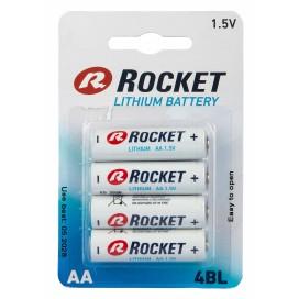 Bateria Rocket L91 R6 LITOWA - Blister 4 szt.