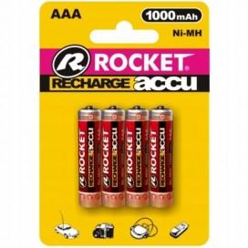 Akumulator Rocket R3 1000 mAh - Blister 4 szt.