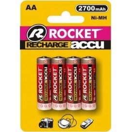 Akumulator Rocket R6 2700 mAh - Blister 4 szt.