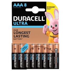 Bateria Duracell LR3 ULTRA - blister 4 szt