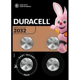 Bateria litowa Duracell CR 2032 3V- blister 2 szt.