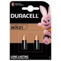 Duracell alkaline battery A23 12 V MN21 - blister of 2