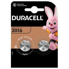 Bateria litowa Duracell CR 2016 3V- blister 2 szt.