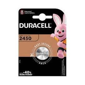 Duracell lithium battery CR 2450 3V- blister 1 item