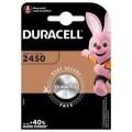 Duracell lithium battery CR 2450 3V- blister 1 item