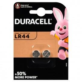 Bateria Duracell LR44 - blister 2 szt. / pudełko 20 szt.