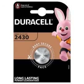 Duracell CR 2430 3V lithium Battery - blister of 1