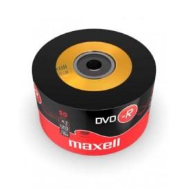 Płyta Maxell DVD+R 4,7GB 16x pakowane po 50 275736.40.TE