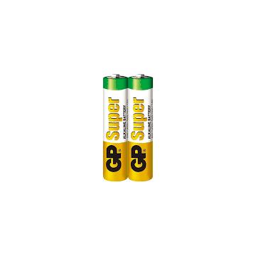 Bateria GP LR6 super alkaline - folia 2 szt /P40/200/1000