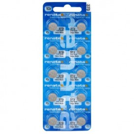 Silver battery Renata SR916SW / 373 - pack of 10
