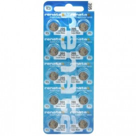 Silver battery Renata SR927SW / 395 - pack of 10