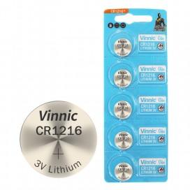 Bateria VINNIC CR1216 - blister 5szt