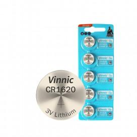 Bateria VINNIC CR1620 - blister 5szt