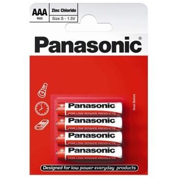 Bateria alkaliczna Panasonic R-6 AA - blister pak. po 4 szt.