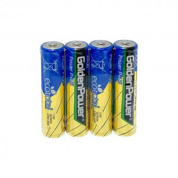 Bateria Golden Power LR6 blister B4 ECOTOTAL