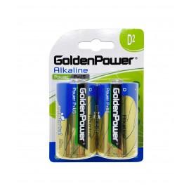 Bateria Golden Power LR14 blister B4 ECOTOTAL