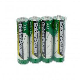 Bateria Golden Power R3 shrink S4 cynkowa ECOTOTAL