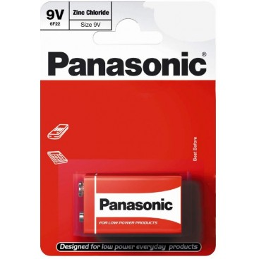 Bateria alkaliczna Panasonic R-20 - blister pak. po 2 szt.