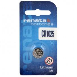 Bateria litowa Renata CR 1025 3V - Blister 1 szt.