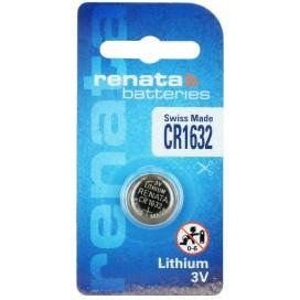 Lithium-based battery Renata CR 1632 3V - Blister of 1