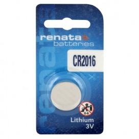 Bateria litowa Renata CR2016 3V - Blister 1 szt.