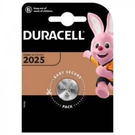 Duracell lithium battery CR 2025 3V- blister of 1