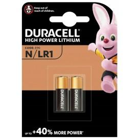 Bateria alkaliczna Duracell LR1 E 90 MN9100 1,5V - blister 2 szt. / pudełko 20 szt.