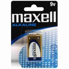 Maxell battery 9V 6LR61 - blister 1 item