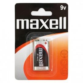 Maxell 9V 6F22 Battery - blister of 1