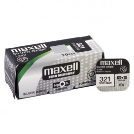 Maxell SR 616 SW /321/ Battery - box of 10