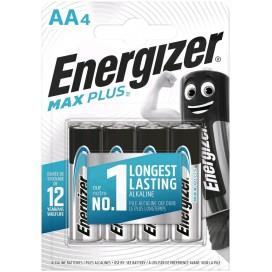 Bateria Energizer LR6 Max Plus - blister 4 szt. / pudełko 48 szt.