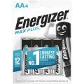 Energizer LR6 Maximum Battery - blister of 4