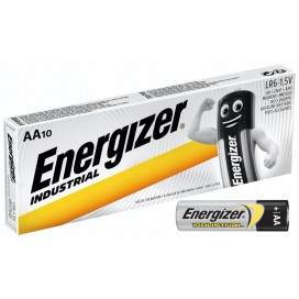Energizer LR6 Industrial Battery - pack of 10