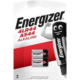 Energizer A544 4LR44 Battery - blister packs of 2