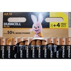 Bateria alkaliczna Duracell LR3 - 8+4szt blister 12 szt.