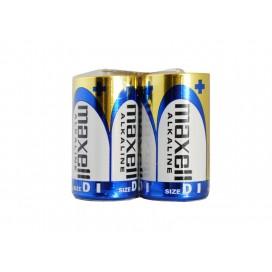 Maxell battery LR-20 - shrink 2 items