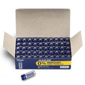Vinnic alkaline battery A-23 (L1028) 12V - Blister pack of 5