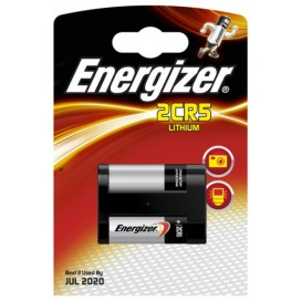 Energizer 2CR5 Battery - blister of 1