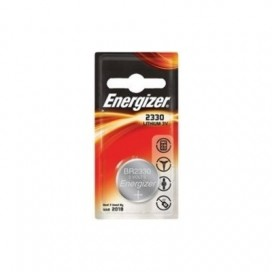 Energizer CR2330 Battery - blister packs of 1