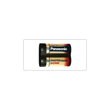 Bateria litowa Panasonic 123 - blister 1 szt.