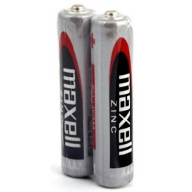 Maxell Battery R-3 AAA shrink wrap of 4