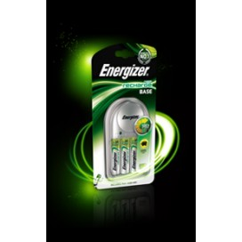 Energizer Base  Value Charger without rechergeable batteries