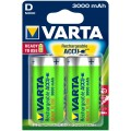 Rechargeable battery VARTA HR-20 / C - 3000 mAh Ready 2 Use - blister pack of 2