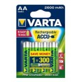 Akumulator Varta HR6 2600 mAh ready 2 use - blister 4 szt.