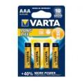 Bateria alkaliczna Varta LR6 LONGLIFE - blister 4 szt.