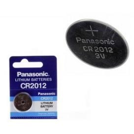 Bateria litowa Panasonic CR 2012 3V - Blister 5 szt.