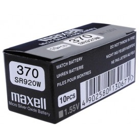 Silver battery Maxell SR-920 W / 1.55 V - box of 10