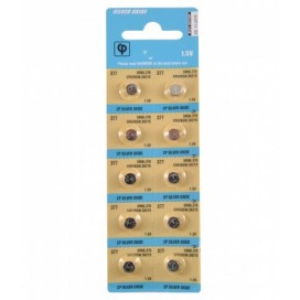 Silver Battery Vinnic SR626 - Blister pack of 10